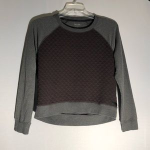 Calvin Klein Dri-Fit Quilted Sweater O16